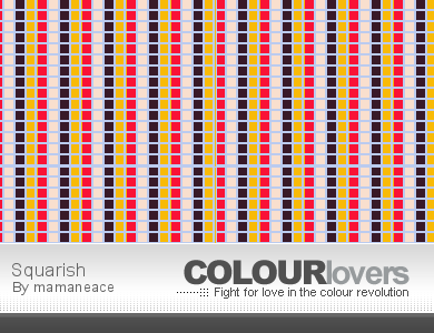 Colourlovers Pattern - Squarish